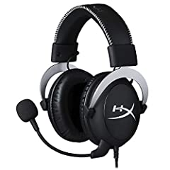 The HyperX CloudX is the ideal headset for Xbox One gamers that are seeking a guaranteed platform compatibility gaming headset. It is the Official Xbox Licensed Gaming Headset that is compatible with any Xbox One controllers with a 3.5mm ster...