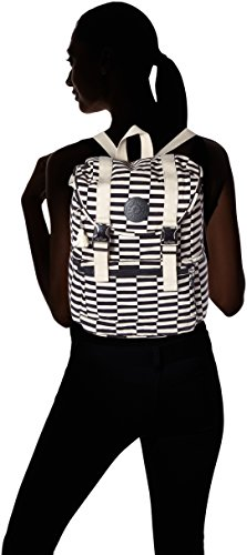 Print Experience Women's Kipling S Multicolour Backpack Striped H4xR0