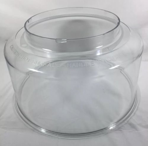 (NUWAVE OVEN CLEAR DOME)