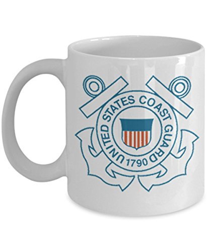 Mug Guard Coast (U.S. Coast Guard Mug, Coffee Mug, Military Gift, USCG)