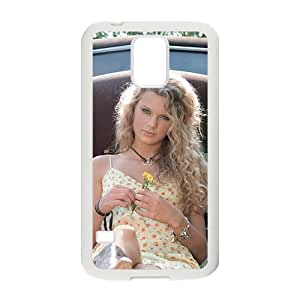 Happy Taylor Swift Design Pesonalized Creative Phone Case For Samsung Galaxy S5