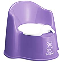 BabyBjorn 055163US Potty Chair, Purple/White