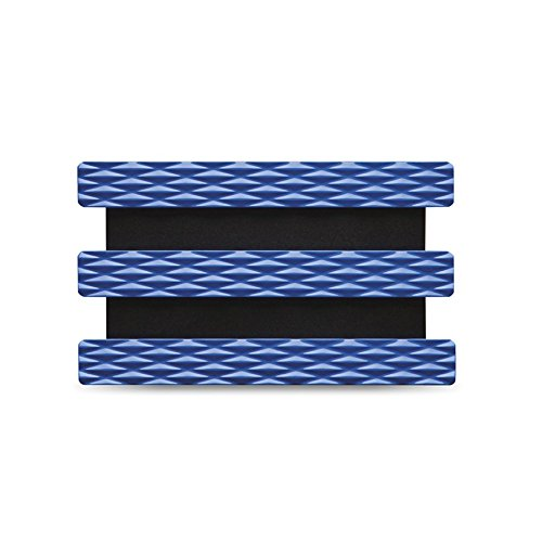 [adidas Golf Trophy Buckle Belt, Vivid Blue, Adjustable] (Adidas Trophy Belt Buckle)
