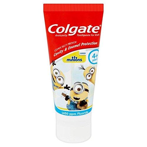 Colgate Minions Kinder 4+ Zahnpasta 50ml