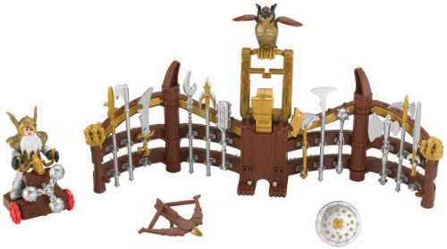 Fisher-Price Imaginext Castle Weapon Set