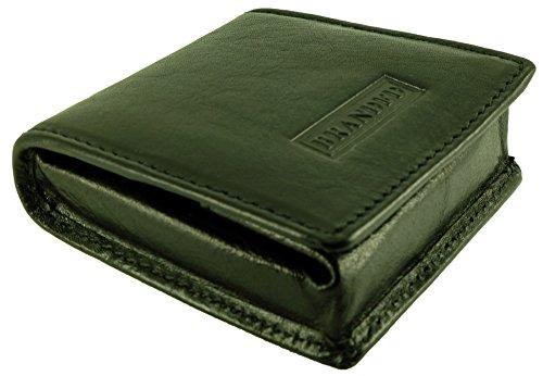 monnaie Porte Hide amp; Noir Sleek aqxtzCpwz