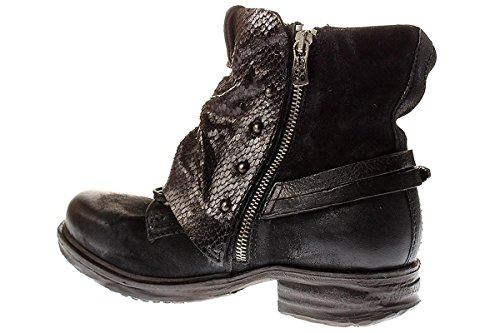 As98 As98 259220/0101/6002 Stivaletto Da Donna Cold Food Nero (nero)
