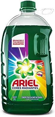 Lava Roupas Ariel Cores Radiantes - 3L