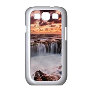 Canary Island Samsung Galaxy S3 Case for Men, Case for Samsung Galaxy S3 Mini [White]