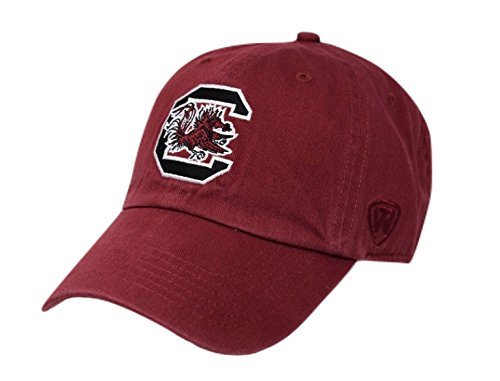 Top of the World South Carolina Fighting Gamecocks Men's Hat Icon, Garnet, - South Hats Carolina University