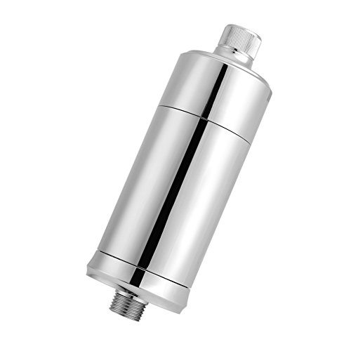 Bath Shower Filter Chlorine Bacteria Remove Water Faucet Purifier Skin Hair Health Water Purifier for Home Bathroom by Fdit