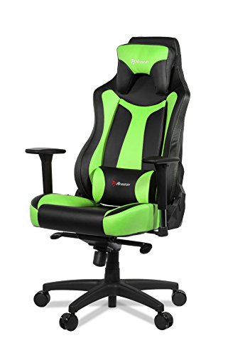 41Wc8SOswGL - Arozzi Vernazza Series Super Premium Gaming Racing Style Swivel Chair