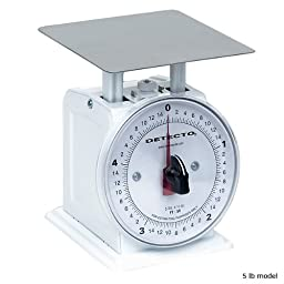 Detecto Small Mechanical Dial Scale