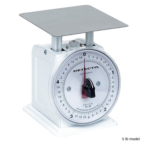 Detecto Small Mechanical Dial Scale by KegWorks