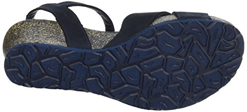 Basics Jack Sandalias Vika navy Panama Mujer Azul Con Para Cuña H4q1xaxw