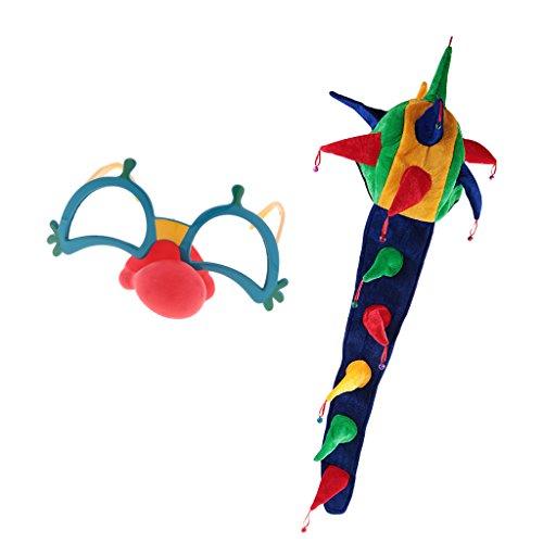 Jili Online Multicolor Fancy Dragon Tail Bells Hat