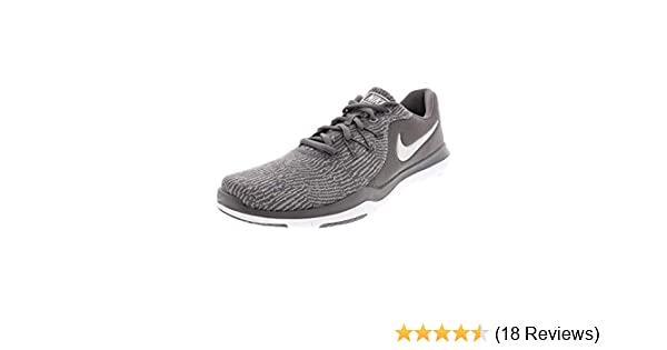the latest b5ddb 3b7ae Amazon.com  Nike Womens Flex Supreme Tr 6 Low Top Lace Up Running Sneaker   Fashion Sneakers