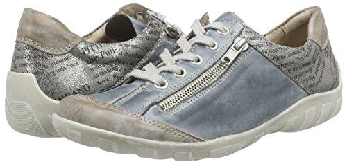 REMONTE 5 Halbschuhe Sneakers 950614 womens blau blau XWrqxX5