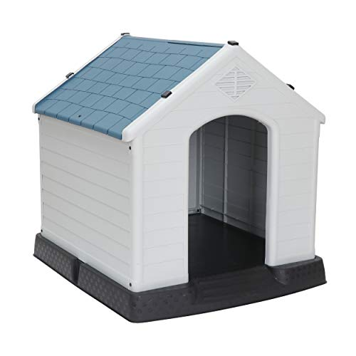 ZENY Plastic Dog House