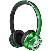 Monster NTune On-Ear Headphones - Candy Green