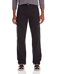 Authentics Mens Classic Cargo Twill Pant