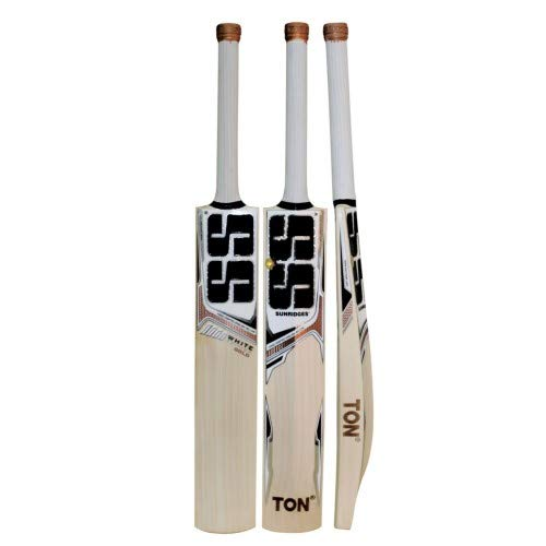 SS Gold Limited Edition English Willow Cricket Bat - (Free Extra Grip, Bat Cover Included) 2019 Series (Best Cricket Bats 2019)