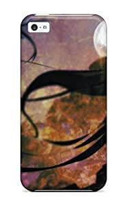 Case Cover Black Rock Shooter Abyss / Fashionable Case For Iphone 5c
