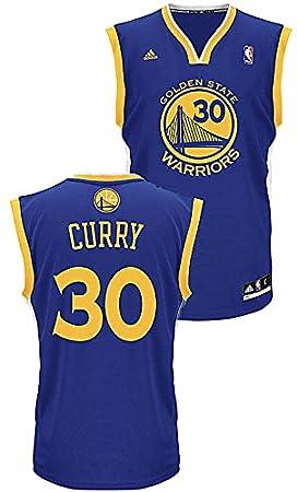 hot sale online a778e 09e1b Stephen Curry Youth Golden State Warriors Adidas Swingman Basketball Jersey
