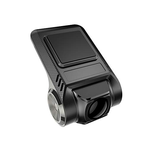 - Gallity Dual Channel Recording Full HD Front and Rear Camera for Cars(1920x1080 at 30fps), Driving Recorder with IR Sensor, 170 Degree Wide Angle 5G Lens, G-Sensor, WDR, Night Vision, Loop Recording
