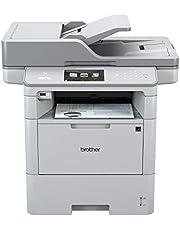 Brother Mfcl6900Dwrf1 Mfc-L6900Dw Professionele Alles In Een, Zwart-Wit Laserprinter