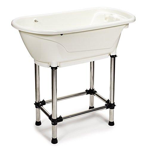 Master Equipment Bathe & Go Dog Groomer's Tub, 37.5″