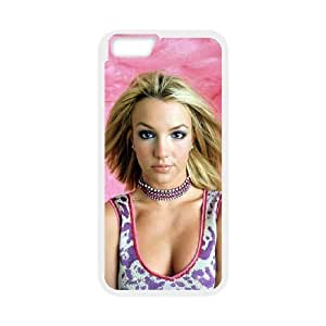 "PCSTORE Phone Case Of Britney Spears For iPhone 6 Plus (5.5"")"