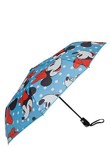 Disney Umbrella - Women's Minnie Mouse Auto-Open Umbrella