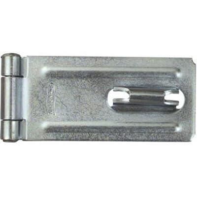 "National Hardware V30 3-1/4"" Zinc Plated Safety Hasp"
