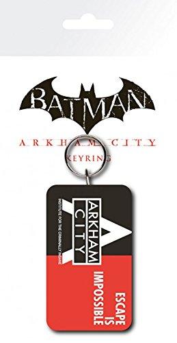 Llavero 7 Batman Ciudad de 15 cm es de Arkham imposible el escape X rrP6wqOp