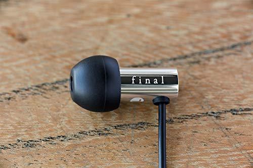 final Canal Type Earphone E3000 FI-E3DSSã€Japan Domestic Genuine products】
