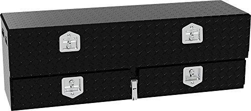 CORBOX TITAN – Truck Box for Under Truckbed Cover (Black)
