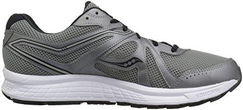 Black Cohesion Sneaker Men's Gunmetal 11 Saucony w8vxRqFW