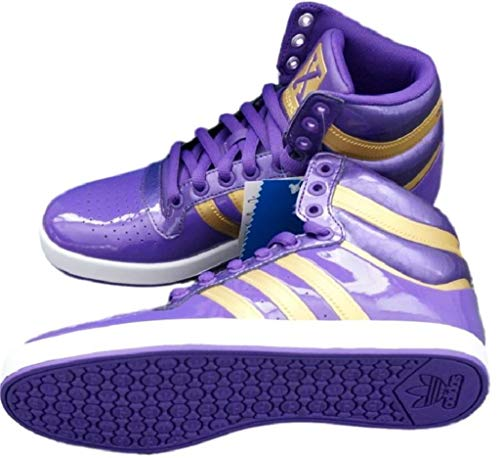 Adidas Femme Gold Lila Violet Baskets Frq54F