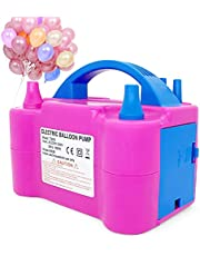 Electric Air Balloon Pump 73005, multi color, Sky Touch