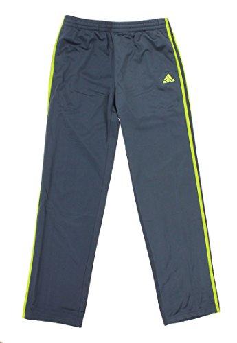 adidas Big Boys Youth Designator Pants, Grey