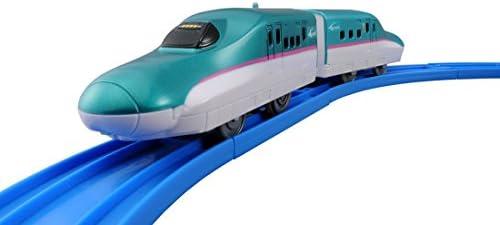プラレール E5系新幹線はやぶさ はじめてレールセット