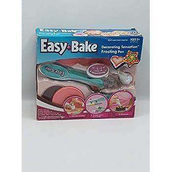 Amazon Com Easy Bake Decorating Pen Kit Toys Amp Games