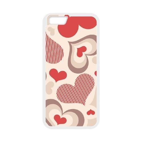 "SYYCH Phone case Of Heart-shaped Picture 2 Cover Case For iPhone 6 Plus (5.5"")"