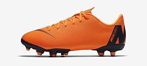 Chaussures 810 Total Orange Vapor Nike Mercurial Black Orange Mixte Football Enfant Total de t XII Jr Multicolore Academy MG Black YYFHAqw