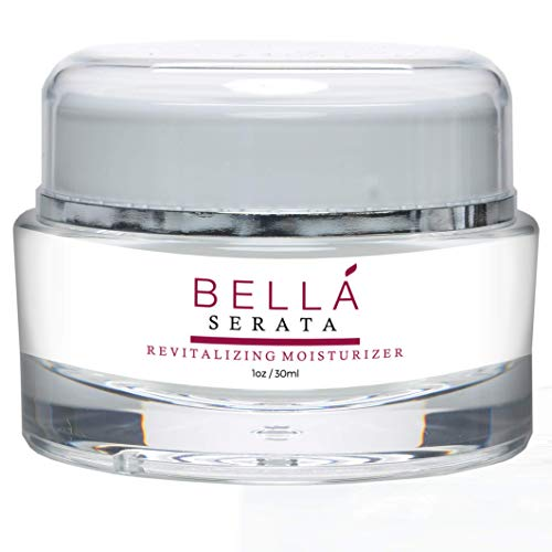 Bella Serata- Revitalizing Moisturizer- Best Selling Breakthrough Formula To Boost Collagen and Elastin- Deeply Hydrate Skin and Diminish Fine Lines and Wrinkles