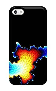 For Iphone Case, High Quality Fractal Abstract Other For Iphone 5/5s Cover Cases