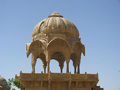 Peel-n-Stick Poster of Fort Jaisalmer India Poster 24x16 Adhesive Sticker Poster Print