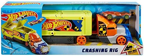 [해외]Hot Wheels Crashing Rig / Hot Wheels Crashing Rig