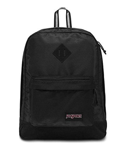 Jansport JanSport Super FX Backpack - Onyx Letterman